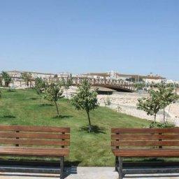 إغلاق حدائق الملك عبدالله الثاني في اربد احترازيا رؤيا الإخباري